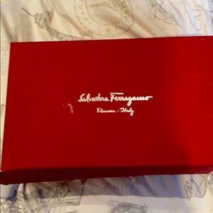 Ferragamo shoe size 12 brand new